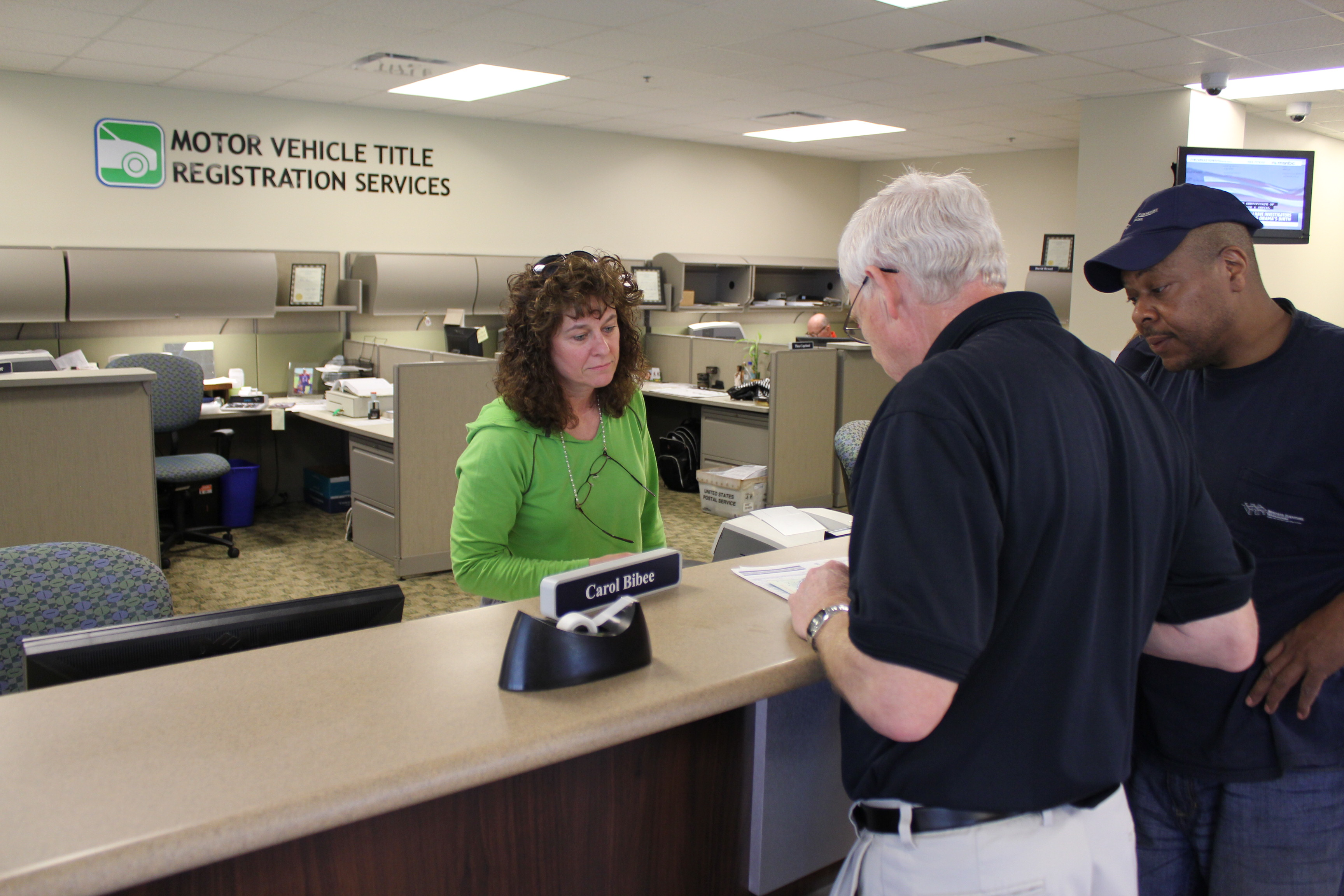 Title and registration davidson county clerk for Motor vehicle department registration